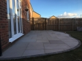 Sandstone Ochre patio