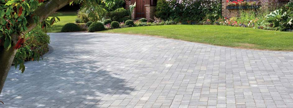Rectangular Block Paving