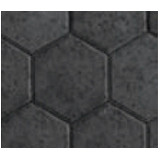 Hexagonal Charcoal
