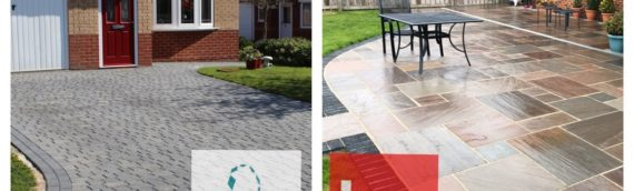 WIN a £1,000 Driveway or Patio Makeover